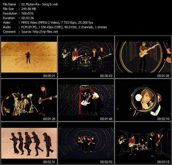 Mumm-Ra video screenshot