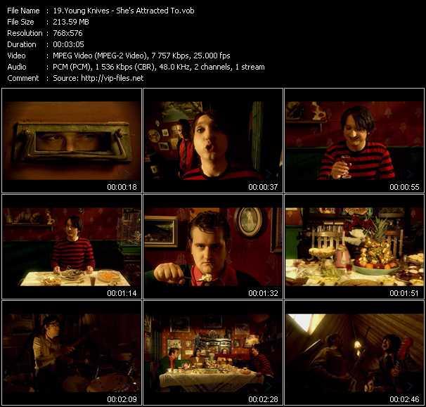 Young Knives video screenshot