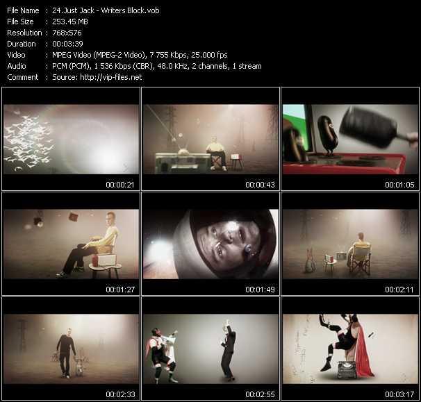 Just Jack video screenshot