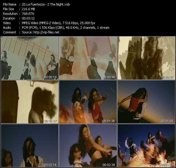 La Fuertezza video screenshot