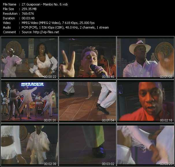 Guaposan video screenshot
