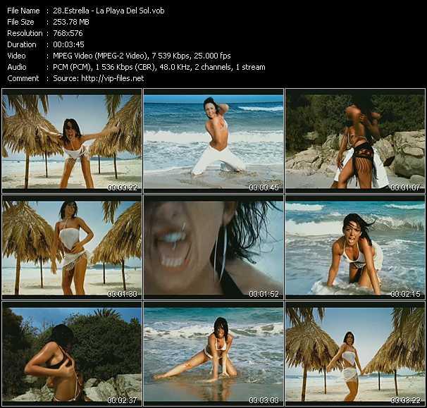 Estrella video screenshot