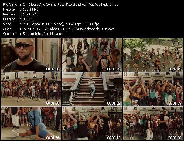 G-Nose And Nelinho Feat. Papi Sanchez video screenshot