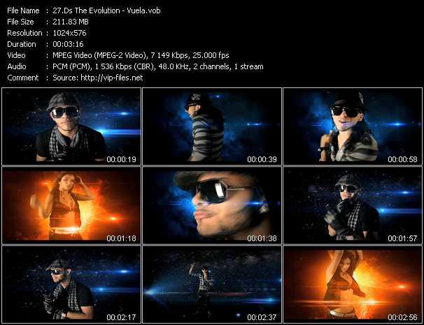 Ds The Evolution video screenshot