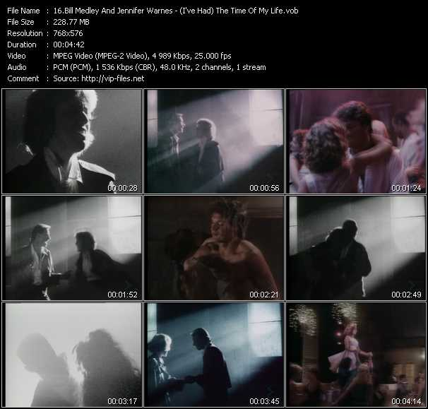 Bill Medley And Jennifer Warnes video screenshot