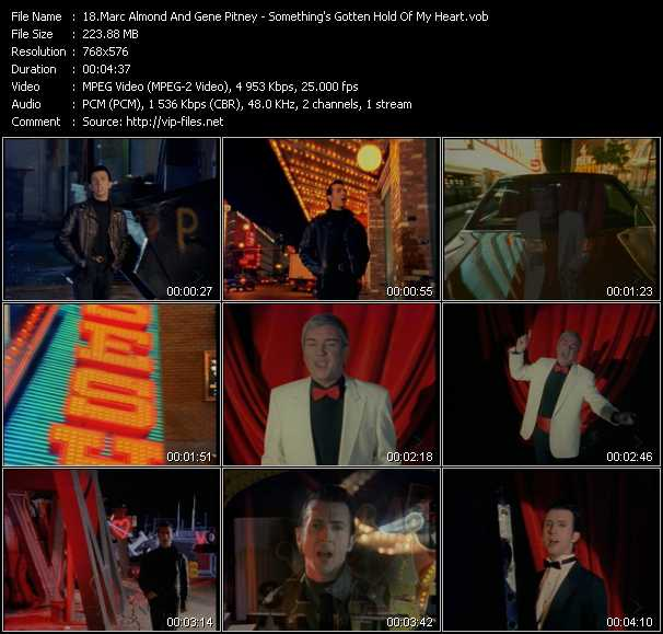 Marc Almond And Gene Pitney video screenshot