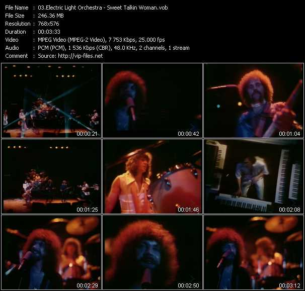 Electric Light Orchestra (E.L.O.) video screenshot