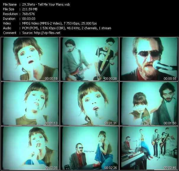 Shirts video screenshot
