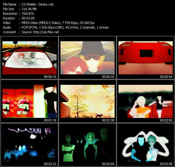 Molella video screenshot