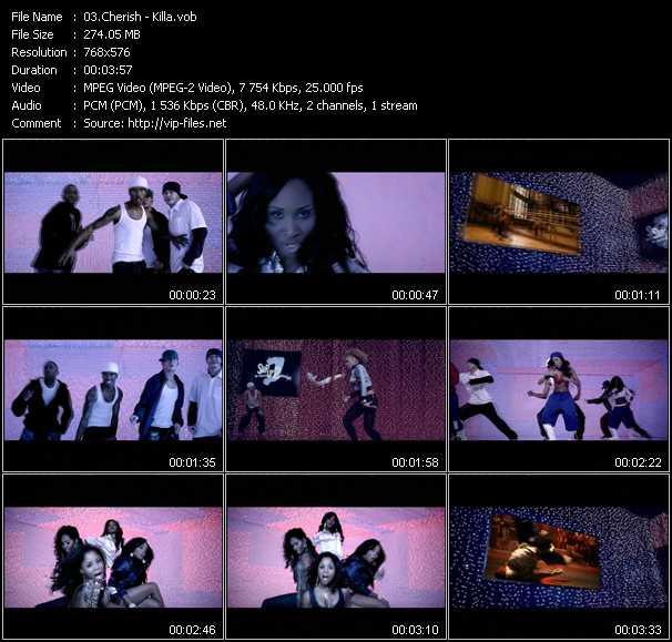 Cherish video screenshot