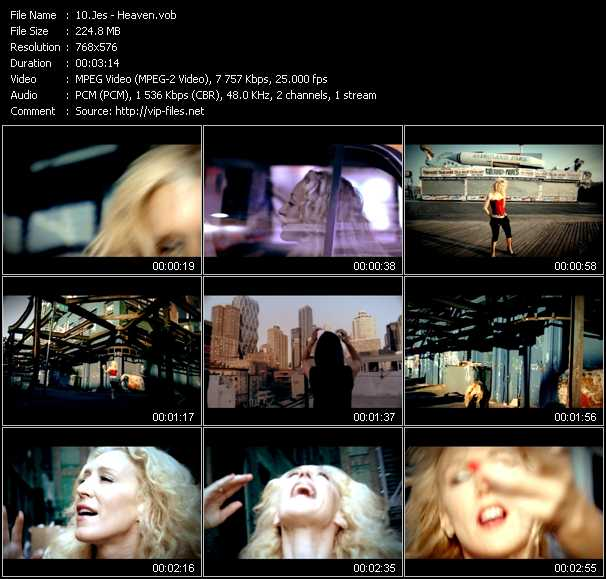 Jes video screenshot