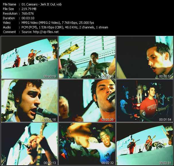 Caesars video screenshot