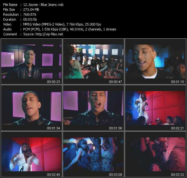 Jayme video screenshot