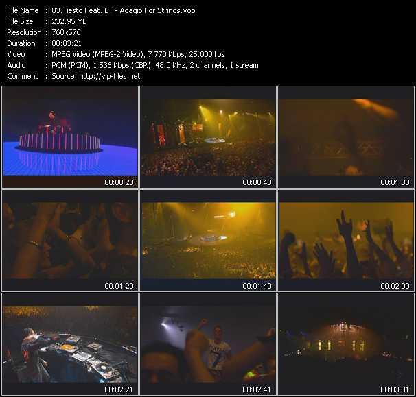 video Adagio For Strings screen