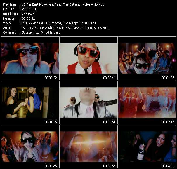 Far East Movement Feat. The Cataracs video screenshot