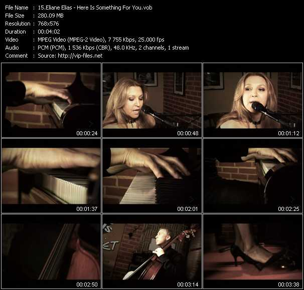 Eliane Elias video screenshot