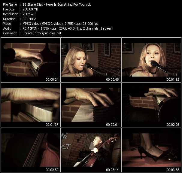 Eliane Elias video screenshot