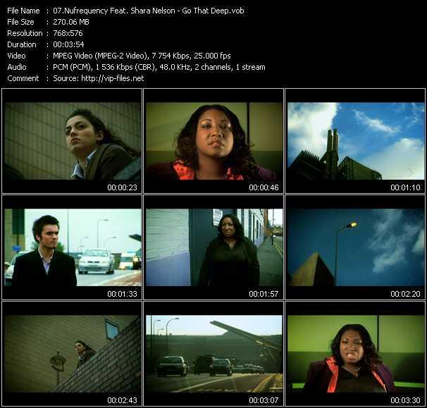 Nufrequency Feat. Shara Nelson video screenshot