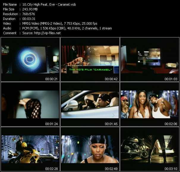 City High Feat. Eve video screenshot