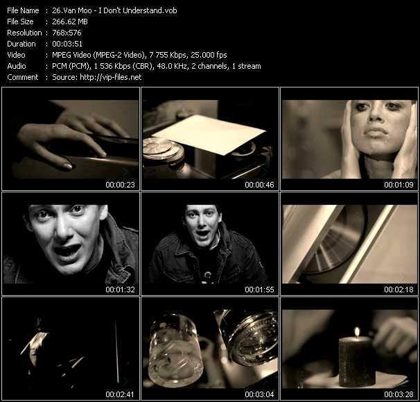 Van Moo video screenshot