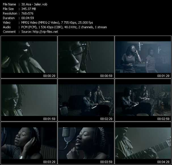 Asa video screenshot