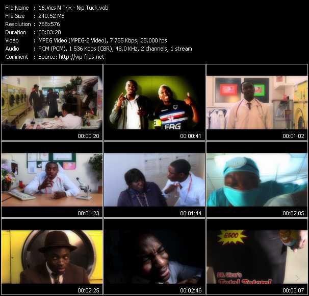 Vics N Trix video screenshot