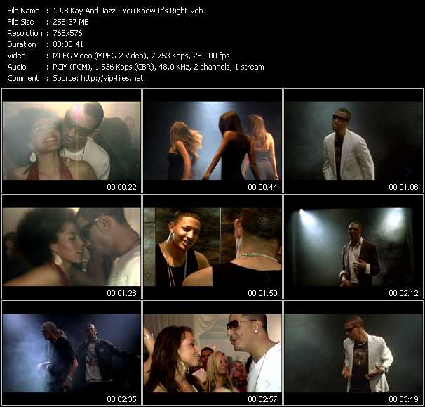 B Kay And Jazz video screenshot