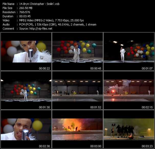 Bryn Christopher video screenshot