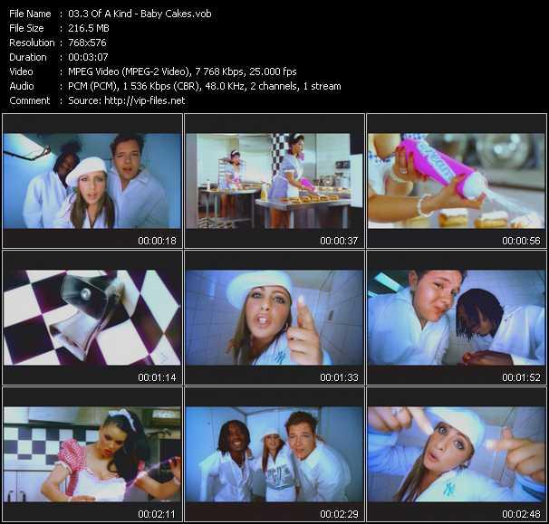 3 Of A Kind video screenshot