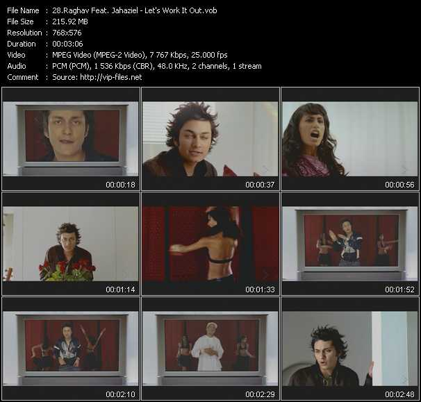 Raghav Feat. Jahaziel video screenshot