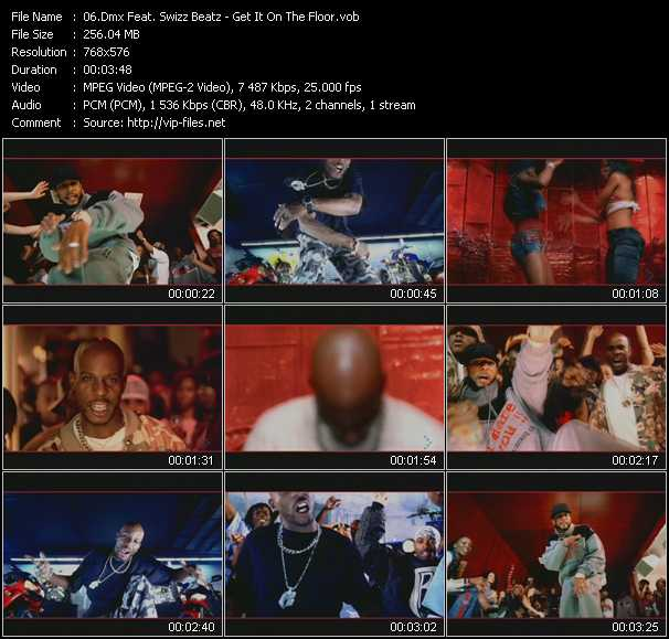 Dmx Feat. Swizz Beatz video screenshot