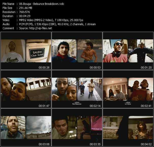 Bouga video screenshot