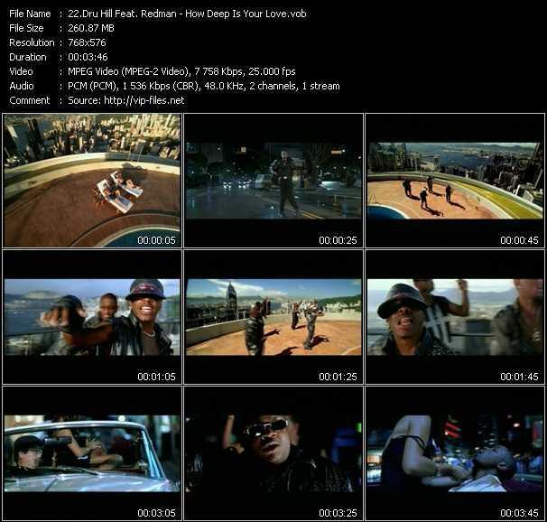 Dru Hill Feat. Redman video screenshot