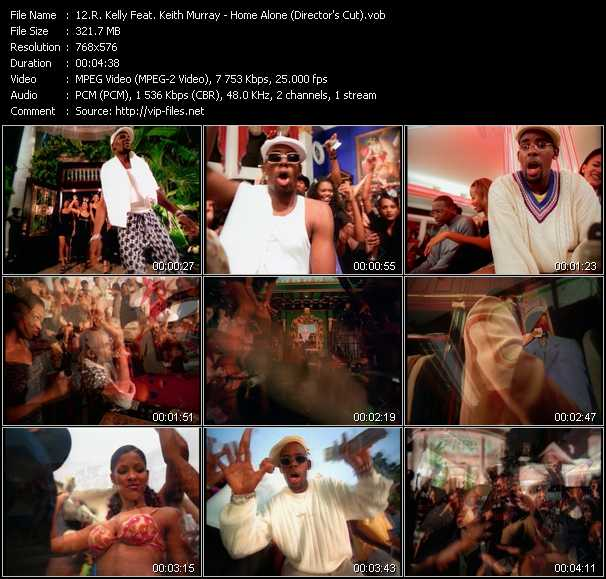 R. Kelly Feat. Keith Murray video screenshot