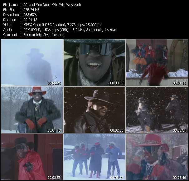 Kool Moe Dee video screenshot