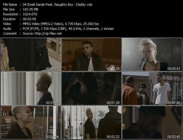 Emeli Sande Feat. Naughty Boy video screenshot