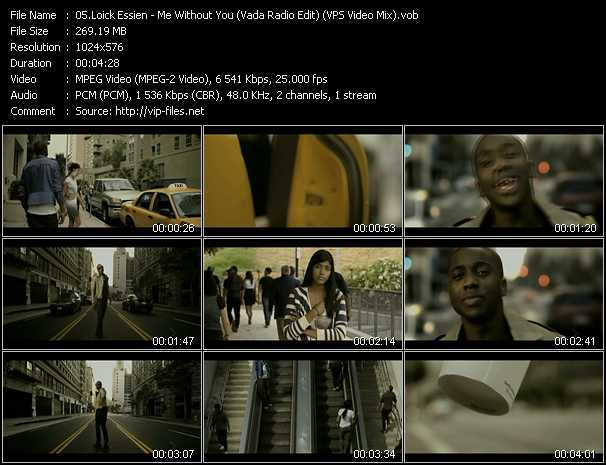 Loick Essien video screenshot