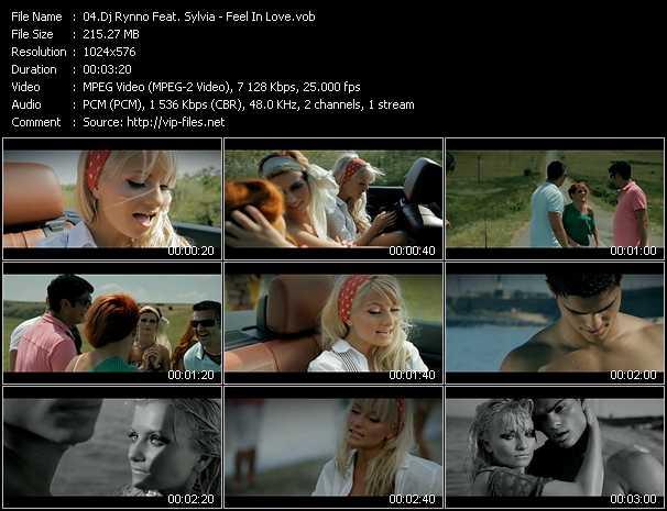 Dj Rynno Feat. Sylvia video screenshot