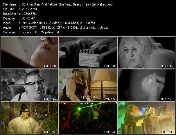 Riva Starr And Fatboy Slim Feat. Beardyman video screenshot