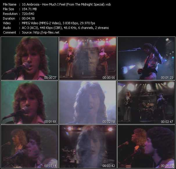 Ambrosia video screenshot