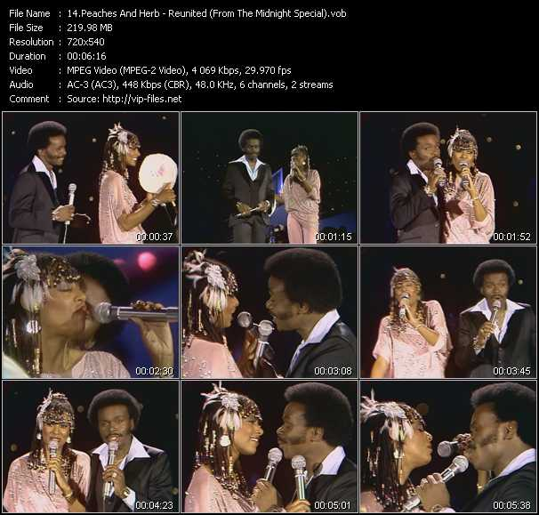 Peaches And Herb video screenshot