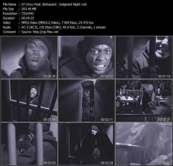 Onyx Feat. Biohazard video screenshot