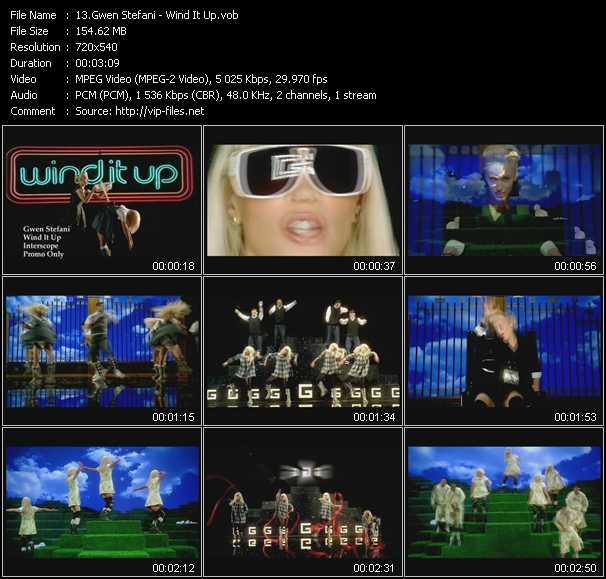 video Wind It Up screen