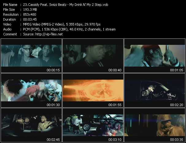 Cassidy Feat. Swizz Beatz video screenshot
