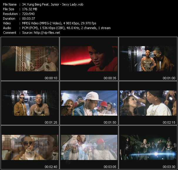 Yung Berg Feat. Junior video screenshot