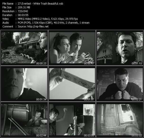 Everlast video screenshot