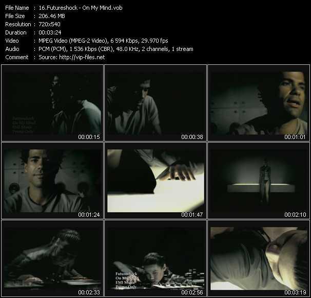 Futureshock video screenshot