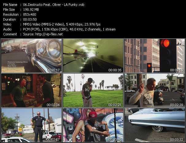 Destructo Feat. Oliver video screenshot