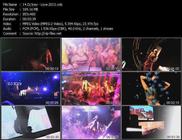 Dj Icey video screenshot