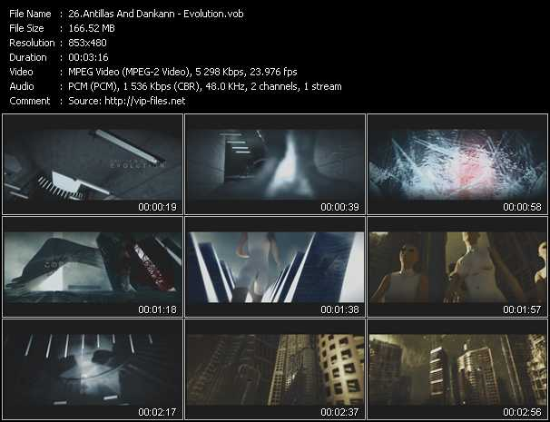 Antillas And Dankann video screenshot